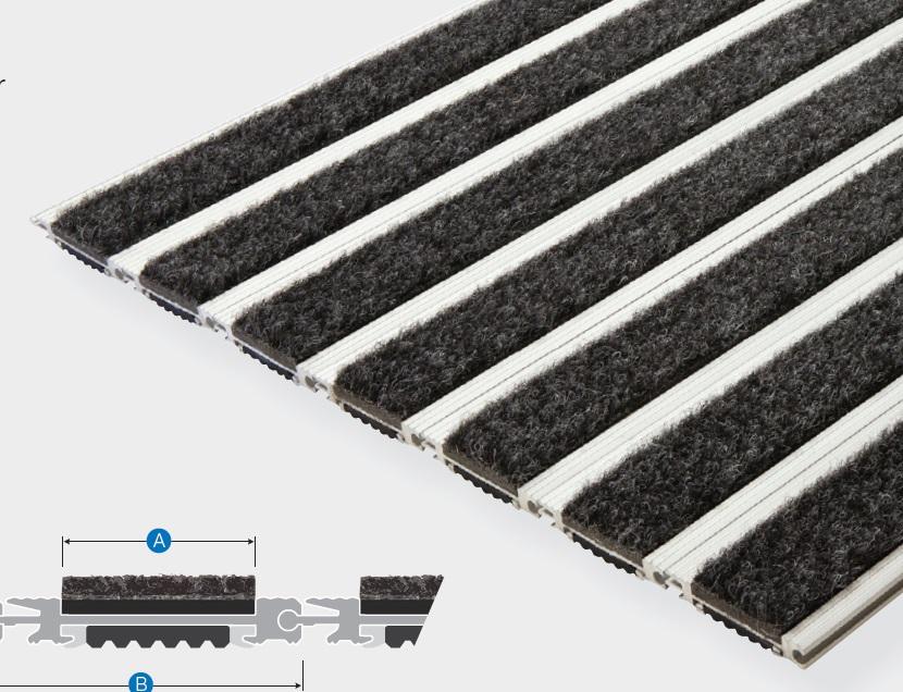 Tread 1 carpet